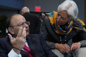 Indian economy on 'very solid track': IMF chief Lagarde
