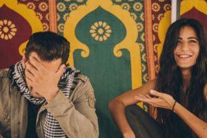 'Tiger Zinda Hai' song being shot in Greece