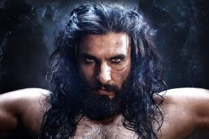 Ranveer Singh's deadly look from 'Padmavati' will give you goosebumps