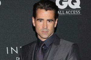 Colin Farrell doesn't fret over intimate scenes