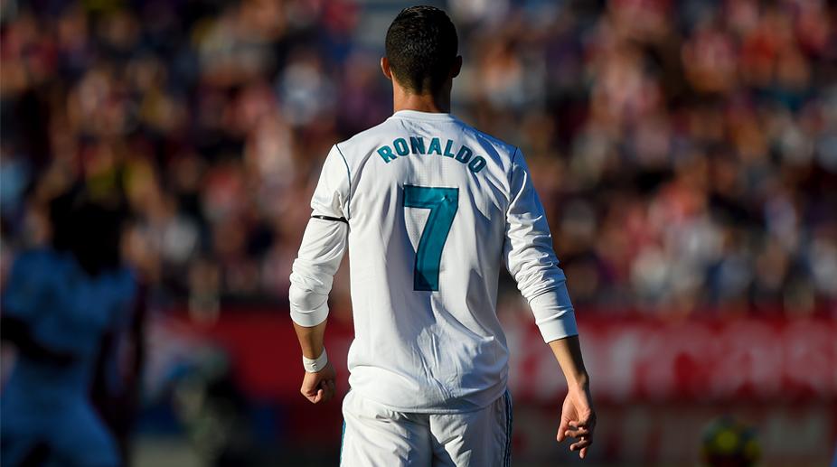 Real Madrid C.F, La Liga, Cristiano Ronaldo