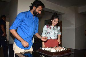 Zaira Wasim celebrates her birthday with Advait Chandan!