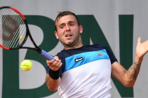 Dan Evans given one-year ban after positive cocaine test