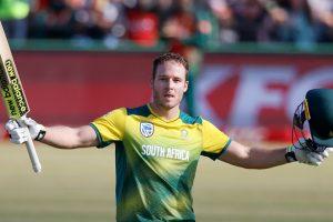David Miller hits fastest T20I ton as SA rout Bangladesh