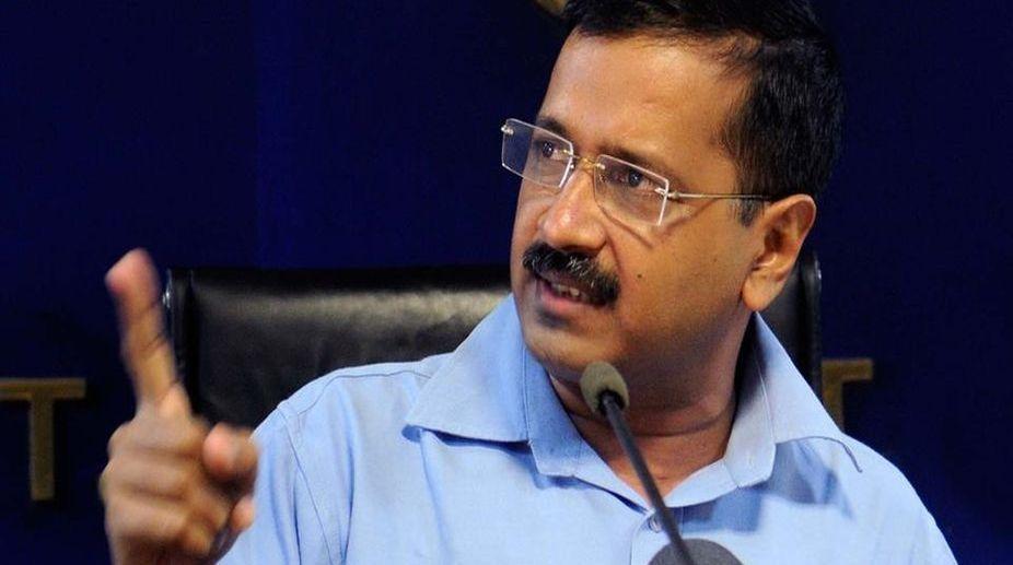 Arvind Kejriwal, Delhi CM