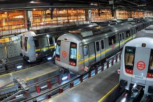 CISF officer opens fire at Azadpur Metro Station