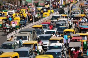 Every 2nd person in Delhi owns vehicle, says Economic Survey
