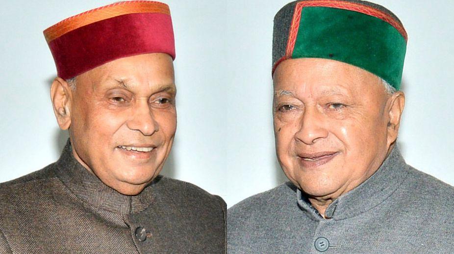 Regional divide, politics, hill state, Himachal Pradesh, Virbhadra Singh, Prem Kumar Dhumal