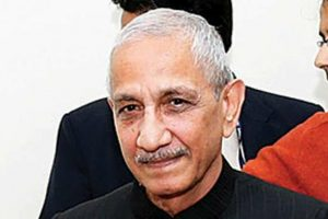 Dineshwar Sharma arrives on five-day J-K visit today