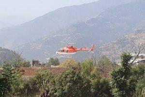Maiden Doda-Jammu chopper service begins