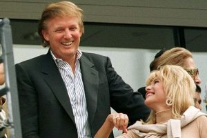 Donald Trump's 1st wife explores marriage in new book