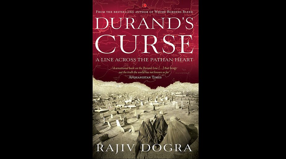 Ex-diplomat explores Afghan history in 'Durand's Curse'