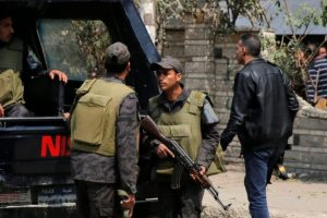 Nine militants killed in Egypt's police raid