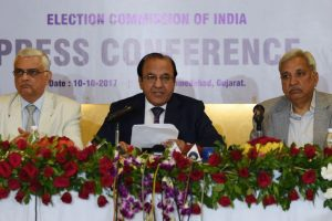 EC holds meeting with poll panel officials of three states