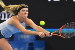 Hong Kong top seed Elina Svitolina out with injury