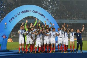 Rooney, Kane laud 'young talent' after England win FIFA U-17 World Cup