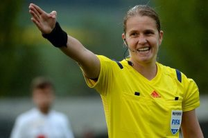 Meet Esther Staubli: 1st female referee to officiate in U-17 World Cup