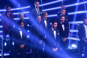 FIFA FIFPro World XI for 2017 revealed