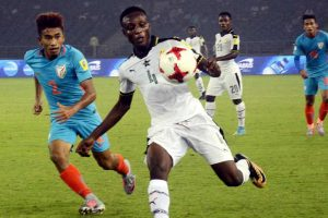 LIVE FIFA U-17 World Cup: Ayiah nets a double as Ghana rout India 4-0