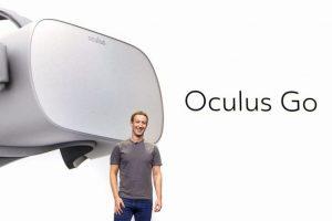 Facebook unveils 'Oculus Go' standalone VR headset, price starts $199