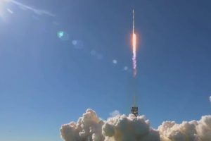 SpaceX launches commercial satellite for S Korea