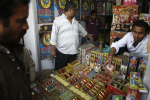 Firecrackers ban: SC to hear traders' plea today