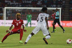 FIFA U-17 World Cup: France overwhelm debutants New Caledonia 7-1
