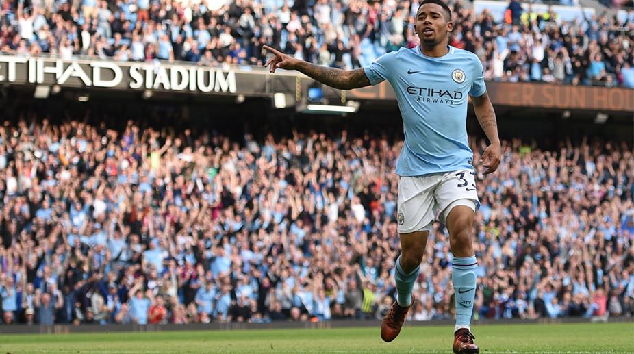 Manchester City FC, Gabriel Jesus, Premier League