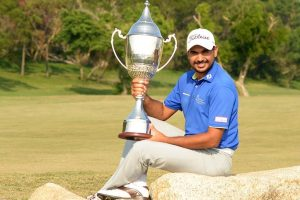 Gaganjeet Bhullar lifts Macao Open trophy for the second time