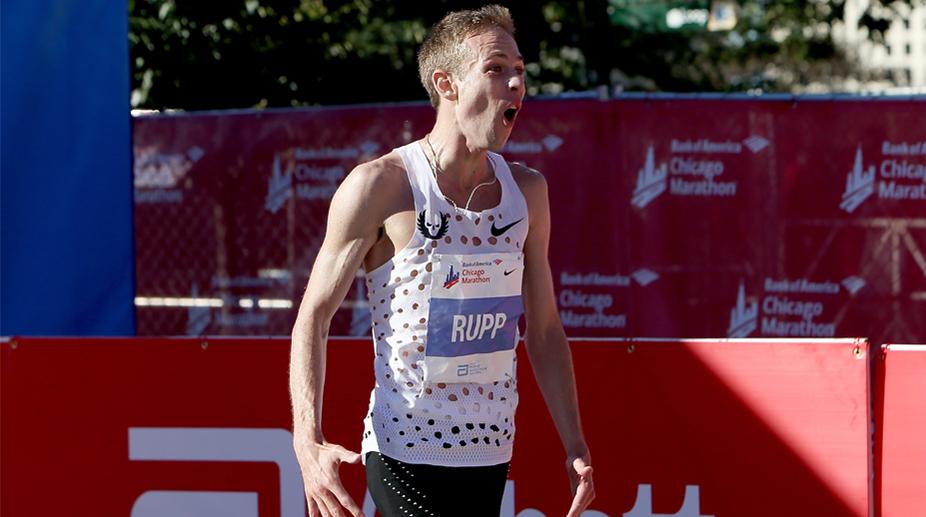 Chicago Marathon, Galen Rupp