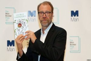 George Saunders wins 2017 Man Booker Prize for fiction