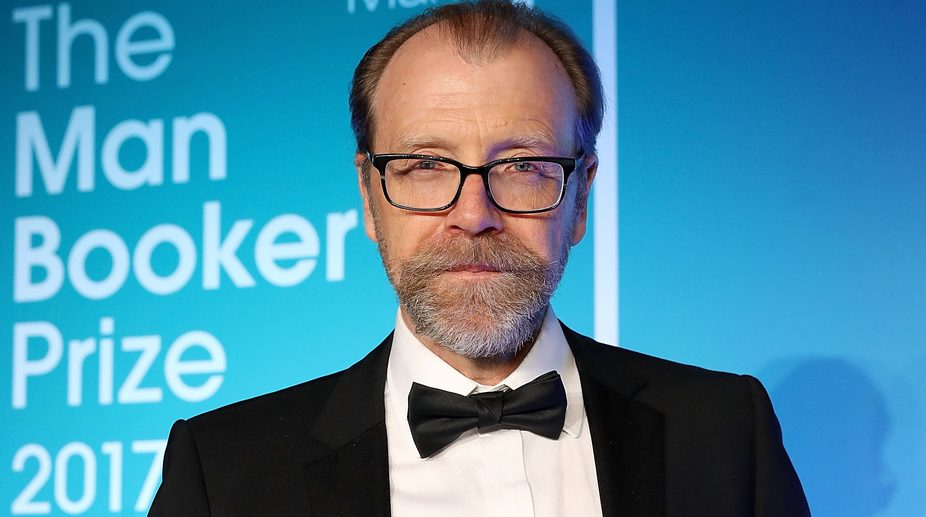 George Saunders, 2017 Man Booker Prize for Fiction