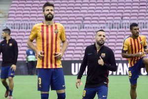 Gerard Pique ready to step aside from Spain's national team