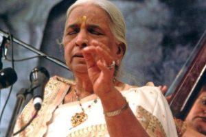Remembering Girija Devi
