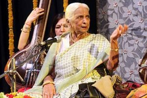 Thumri queen Girija Devi passes away