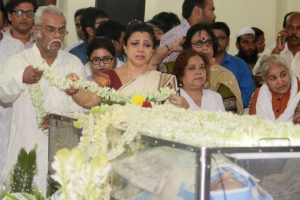 Kolkata bids adieu to classical music icon Girija Devi