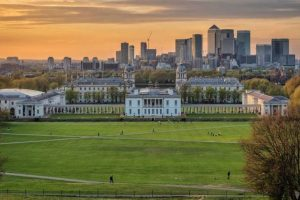 Glorious Greenwich