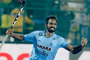 India rout Pakistan 4-0 to enter Asia Cup hockey final