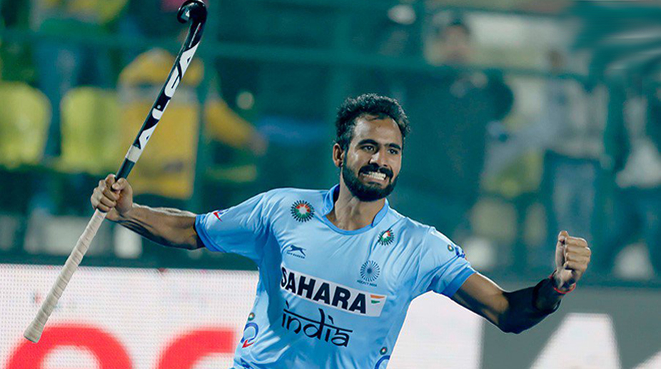 Hockey India, Gurjant Singh