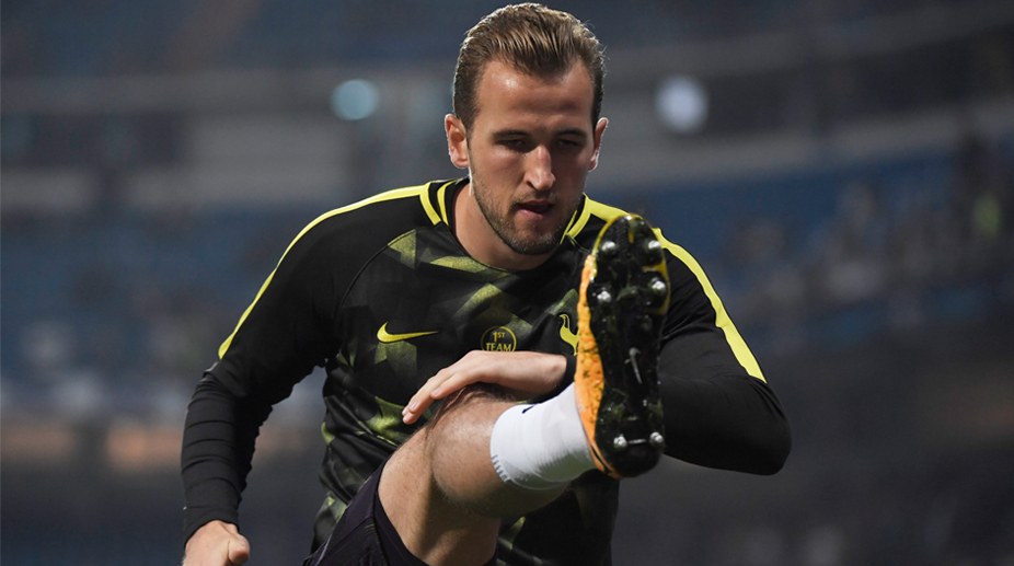 Harry Kane, UEFA Champions League, Tottenham Hotspur FC