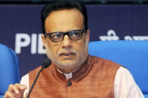 Don't foresee immediate changes to GST rates: Hasmukh Adhia