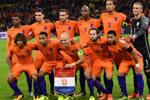 Dutch ponder total flopball after World Cup failure