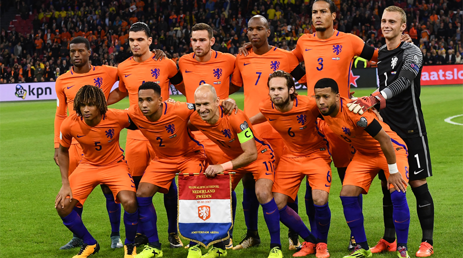 Holland Football, Holland vs Sweden, World Cup Qualifiers