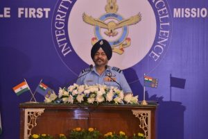 Air force to reach full squadron strength by 2032: IAF chief BS Dhanoa