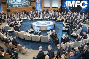 Global economic recovery incomplete, IMFC warns against complacency