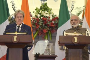 Railway safety, energy among 6 agreements signed with Italy