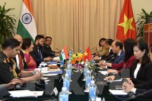 Vietnam, India hold strategic talks