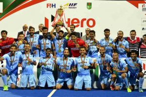 India beat Malaysia 2-1 to win Asia Cup hockey