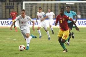 U-17 World Cup: Iran beat Guinea to top Group C