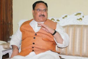 JP Nadda all set to be elected to Rajya Sabha